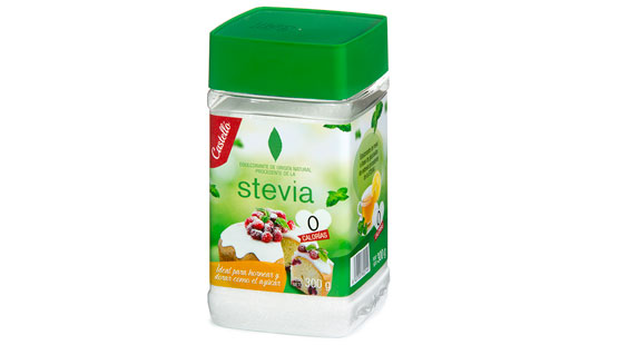stevia-jar